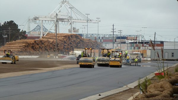 Oakland Global and Outer Harbor Intermodal Terminal - The